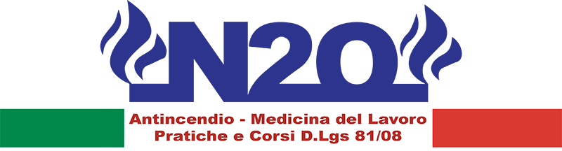 Logo N2O - servizi e prodotti per la tutela della salute e della sicurezza nei luoghi di lavoro